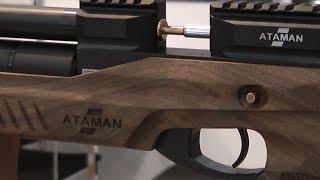 NEW: Ataman Ultra Carbine Compact Air Rifle