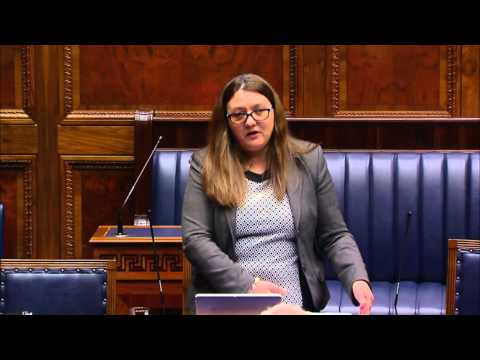 Question Time: Office of the First Minister and deputy First Minister Monday 07 March 2016