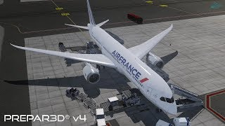 Prepar3D v4 5 | Cairo to Paris | HECA-LFPG |
