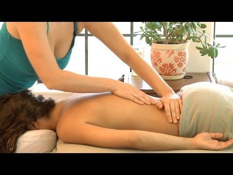 Swedish Massage Therapy Vs. Deep Tissue Massage Techniques, Back & Full Body Work Jen Hilman