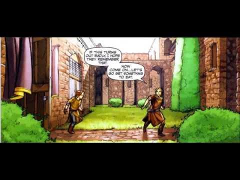 Raymond E Feist's Magician Apprentice #4