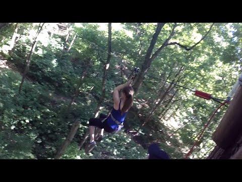 Go Ape Family Treetop Adventure