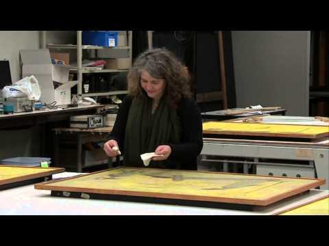 L1NWS: Restauratie kruiswegstaties Aad de Haas