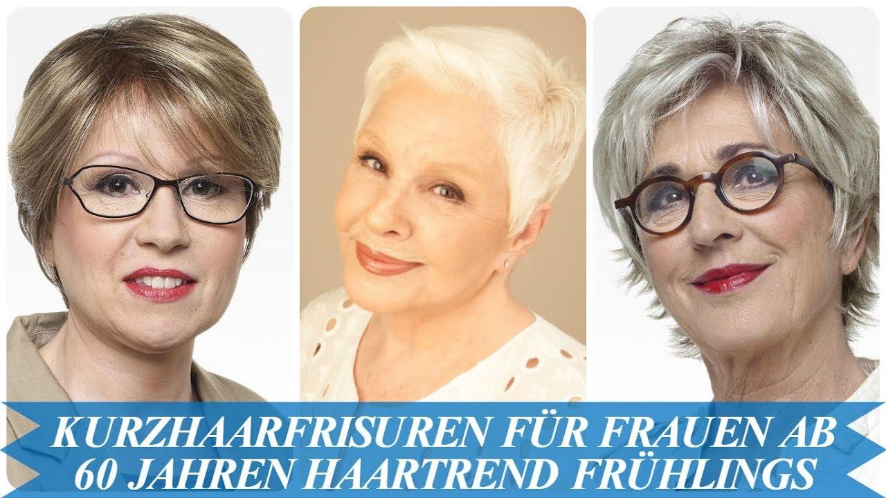 Unsere Top 20 Kurzhaarfrisuren Für Frauen Ab 60 Jahren Haartrend