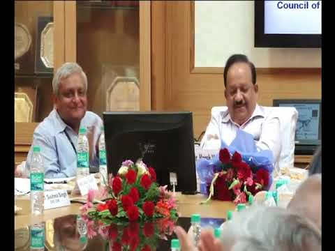 Dr Harsh Vardhan's visit to CSIR - Indian Institute of Petroleum, Dehradun