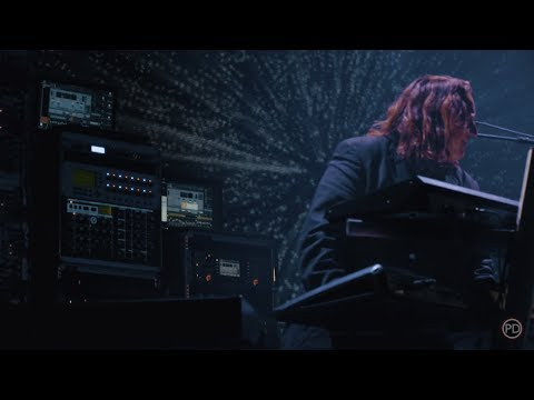 Tangerine Dream Live, Øya Festival 2018 & PressureDrop.tv