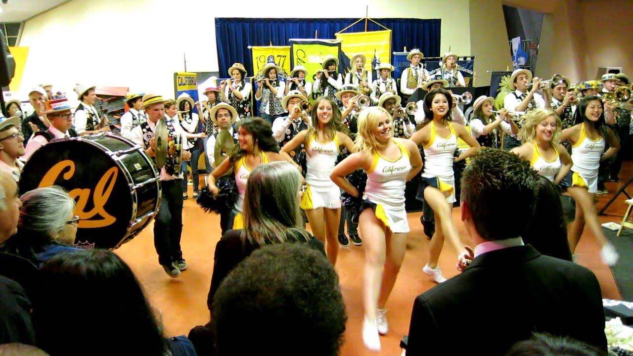 Ucla Dance Team 2012 Cal Homecoming 2012 vs...