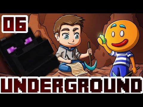 Minecraft Underground #19 Le Dragon Ghetto