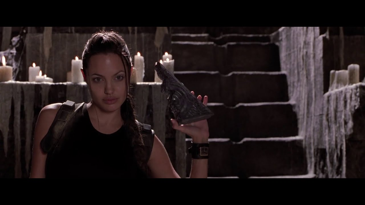 tomb raider angelina jolie full movie english