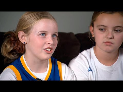 Marcus and Sandy - Steph Curry Responds To 9-Year-Old Asking For His Shoes In Girls' Section!