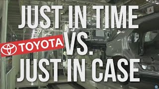 Just In Time By Toyota The Smartest Production System In The World
