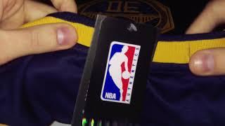Баскетбольная джерси Nike Golden State Warriors №30 Steph Curry синяя