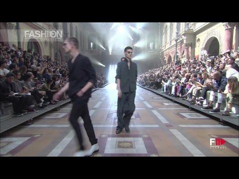 LANVIN Menswear Full Show Spring Summer 2016 Paris by Fashion Channel