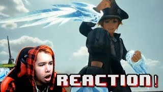 Kingdom Hearts 3 NEW Keyblade Transformation Gameplay REACTION!