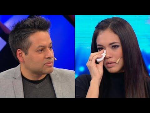 Vidente Ángel Gabriel preparo linda sorpresa para Jazmín Pinedo y ella rompió en llanto