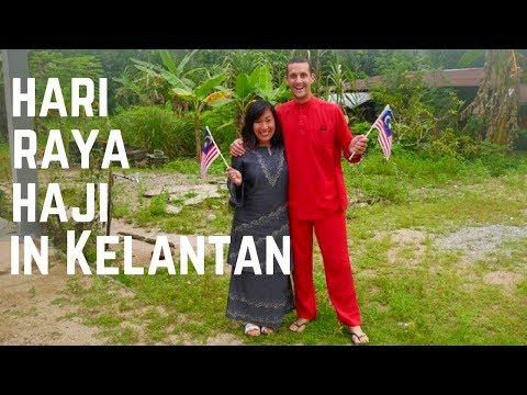 Epic HARI RAYA FOODS for HARI RAYA HAJI in KELANTAN | Food and Travel Channel | Malaysia