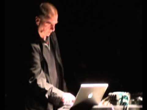 Zbigniew Karkowski live at The Pavilion Part1