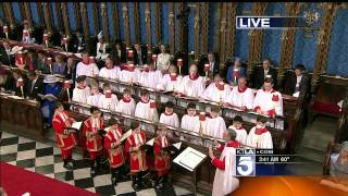 The Royal Wedding - Ubi Caritas et Amor (HD) (29 April 2011)