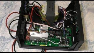А что внутри :) Разбираем источник бесперебойного питания LUXEON UPS 500ZS(А что внутри :) Разбираем источник бесперебойного питания LUXEON UPS 500ZS c внешним аккумулятором характеристики:..., 2015-11-26T08:00:00.000Z)