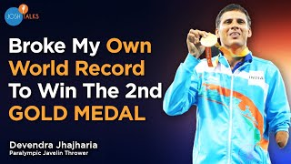HOW TO STAY FOCUSED ON YOUR GOALS? | Devendra Jhajharia | Hindi Motivational Speech