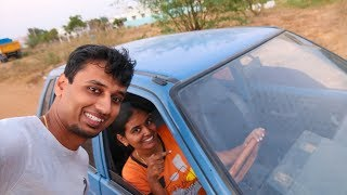 Logu Driving My Dad's Car