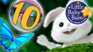 Numbers Song For Children 1-10 | Original Song | By LittleBabyBum!