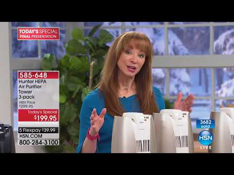 HSN | Home Environment Solutions featuring Hunter 01.09.2018 - 09 PM