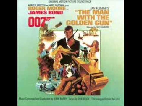 James Bond - The Man With The Golden Gun soundtrack FULL ALBUM