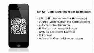 Wie funktioniert ein QR-Code?