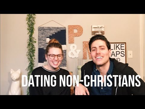 can dating a non christian work