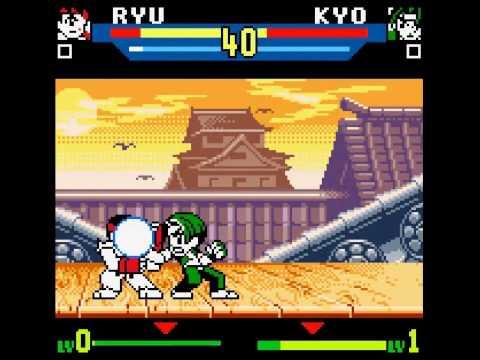 SNK vs Capcom: The Match of The Millenium (Neo-Geo Pocket Color) Ryu - Kyo - Terry LONGPLAY
