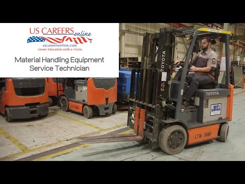 US Careers Online - Material Handling Equipment Service Technician