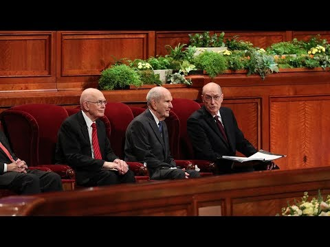 Latter-day Saints Sustain New First Presidency in Solemn Assembly