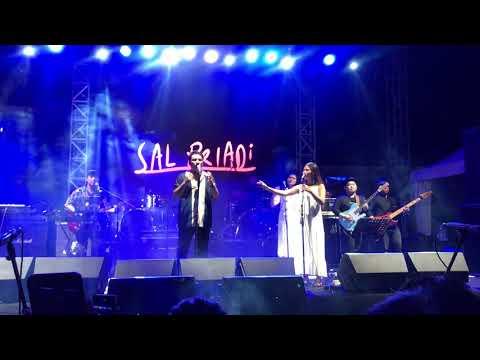 Amin Paling Serius - Sal Priadi & Nadin Amizah (LIVE At Meranoia Festival 2019)