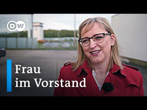 Tacheles: Hiltrud Werner - Eine Ostdeutsche Setzt Sich Durch Bei VW | Made