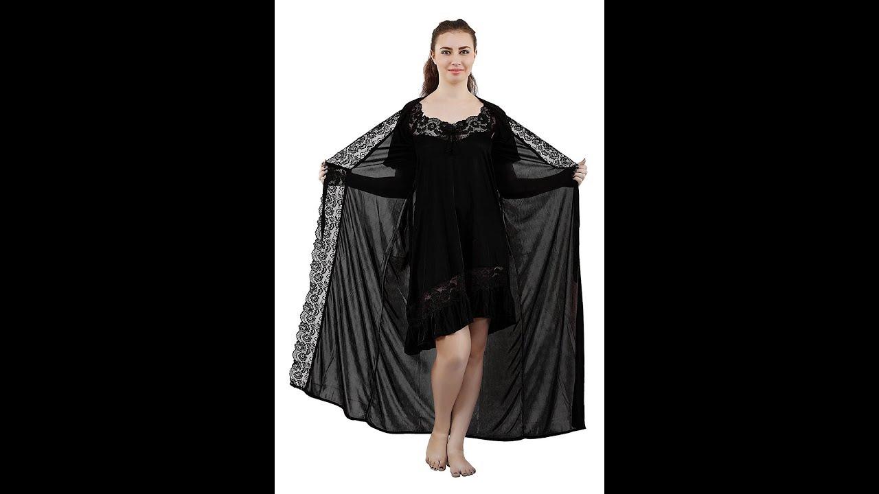 LATEST DESIGNER NIGHT DRESS FOR WOMEN, NIGHTY FOR GIRLS, NIGHT DRESS FOR  FIRST NIGHT FOR WEDDING