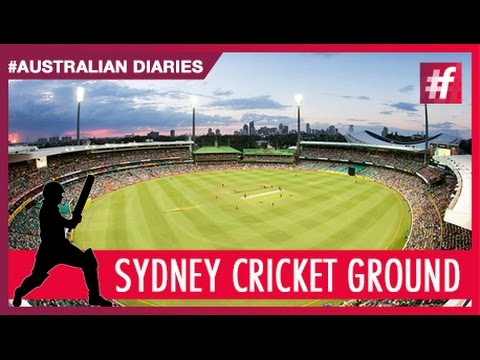 Facts About Sydney Cricket Ground #AustraliaDiaries | Cricke
