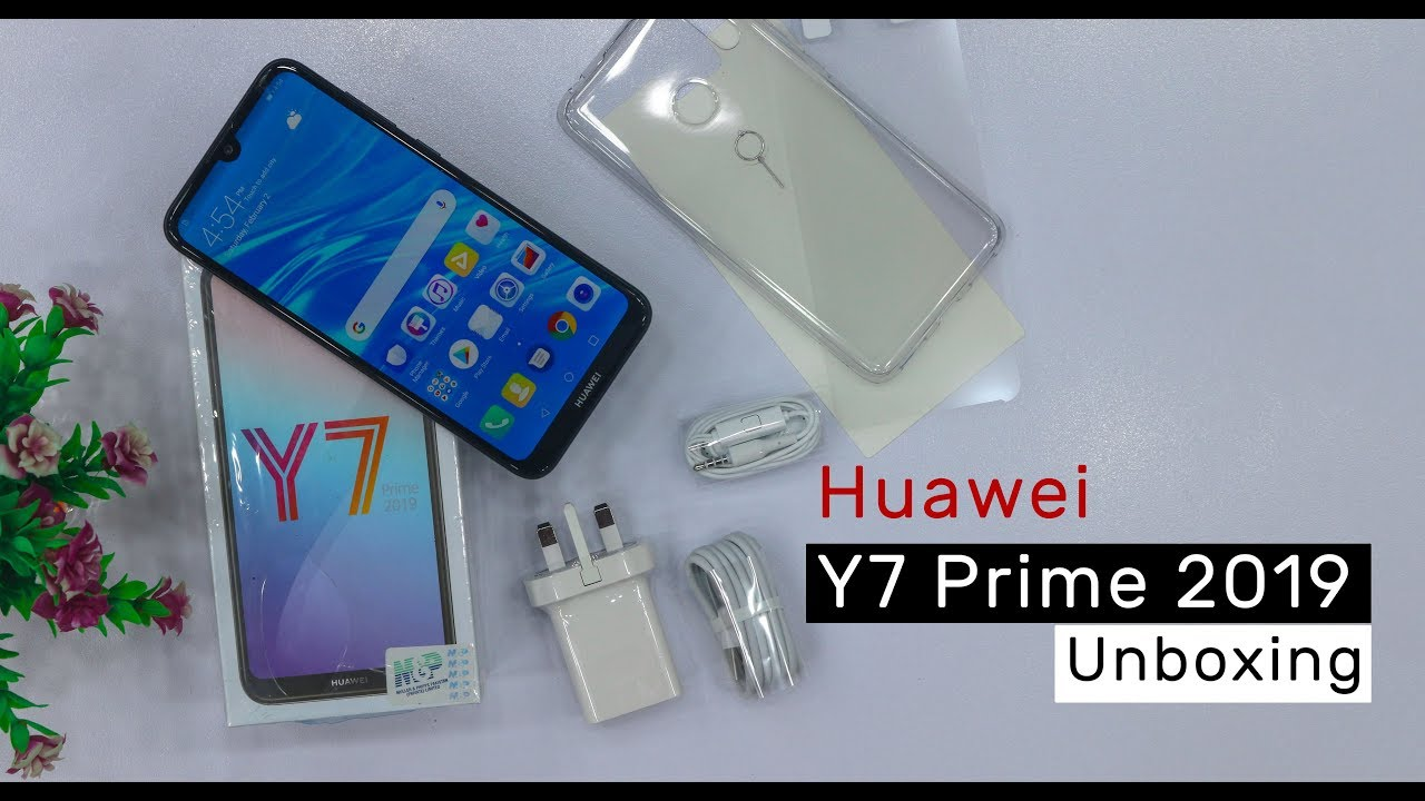 Huawei Y7 Prime 2019 Unboxing | Price Increased :-(