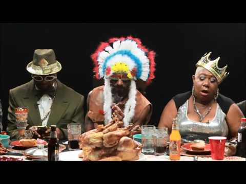GGN - Luenell pulls a knife on Kassem G.