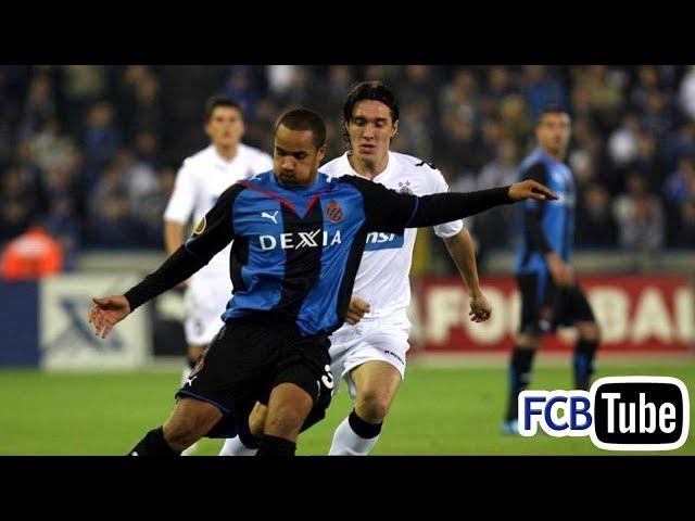 2009-2010 - Europa League - 07. Groep J Match 3 - Club Brugge - Partizan Belgrado 2-0
