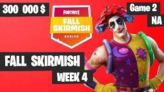 Fortnite Fall Skirmish Week 4 Game 2 NA Highlights (Group 2) - Big Bonus