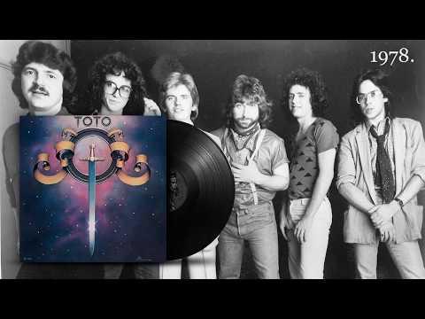 Toto - Toto (1978) - Full Album