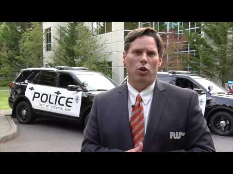 9/16/2014 - New Federal Way Police Vehicle Rollout