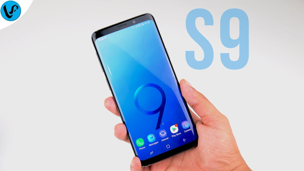 Samsung Galaxy S9 Unboxing and First Impressions! (Dubai)