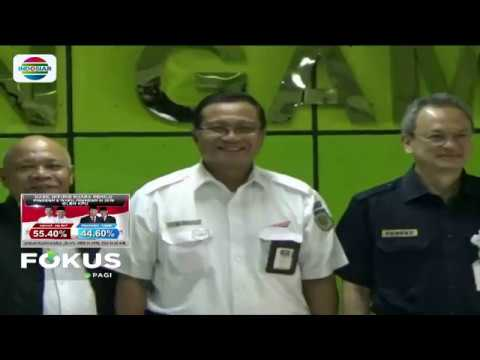 Pastikan Kesiapan untuk Lebaran, PT KAI Lakukan Inspeksi Jalur Kereta di Pulau Jawa - Fokus Pagi - 동영상