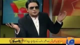 Shahrukh, Amir And Abhishek In BNN Banana News Network   Tune pk1