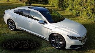 VW Arteon ELEGANCE 240PS DSG 4Motion TDI ohne R-Line der neue Volkswagen Arteon Teil 2