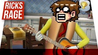 Die Pimmler kommen sich näher ... - Sims 4 - Ricks Rage