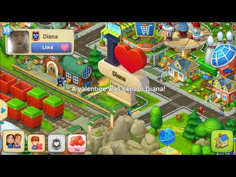 TOWNSHIP VALENTINES DAY EVENT SENDING FREE GIFTING  !!!