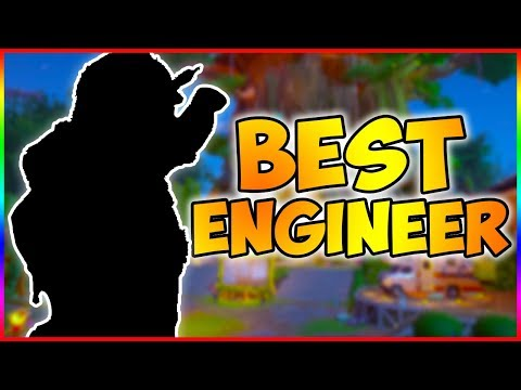 BEST ENGINEER?! Plants vs Zombies Garden Warfare 2